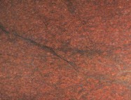 Technical detail: RED DRAGON Brazilian brushed natural, granite