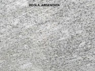 Technical detail: BEOLA ARGENTATA Italian brushed natural, gneiss