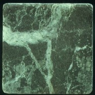 Technical detail: VERDE PATRICIA Italian tumbled natural, marble
