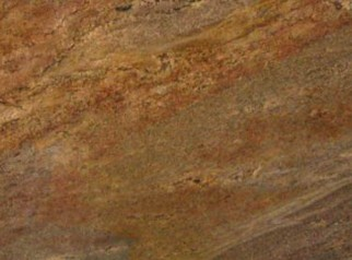 JUPARANA CREMA BORDEAUX polished: granite yellow very dark, stone very veined violet
