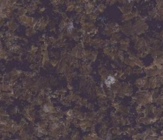 Tropic Brown Silk Finish brushed: granite brown dark, stone middle grain green
