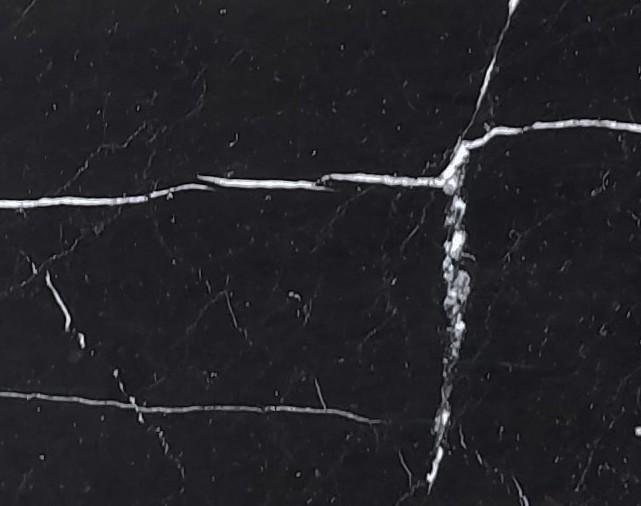 NERO MARQUINA natural marble polished
