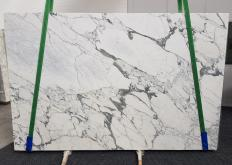 Supply polished slabs 0.8 cm in natural marble ARABESCATO CERVAIOLE 1210. Detail image pictures