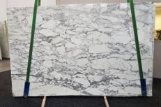 Supply polished slabs 0.8 cm in natural marble ARABESCATO CERVAIOLE GL 1023. Detail image pictures