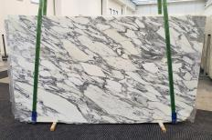Supply polished slabs 0.8 cm in natural marble ARABESCATO CORCHIA 1237. Detail image pictures