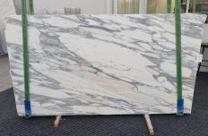 Supply polished slabs 0.8 cm in natural marble ARABESCATO CORCHIA 1242. Detail image pictures