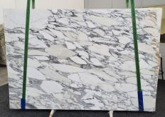 Supply polished slabs 0.8 cm in natural marble ARABESCATO CORCHIA 1285. Detail image pictures
