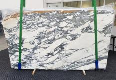 Supply polished slabs 0.8 cm in natural marble ARABESCATO CORCHIA 1323. Detail image pictures