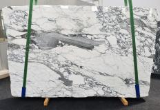 Supply polished slabs 1.2 cm in natural marble ARABESCATO CORCHIA 1418. Detail image pictures