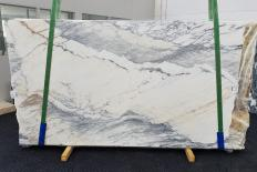 Supply polished slabs 0.8 cm in natural marble ARABESCATO CORCHIA 1419. Detail image pictures