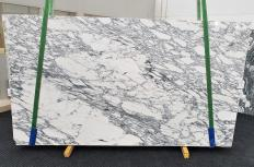 Supply polished slabs 0.8 cm in natural marble ARABESCATO CORCHIA 1420. Detail image pictures