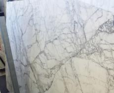 Supply polished slabs 0.8 cm in natural marble ARABESCATO CORCHIA TL0198. Detail image pictures