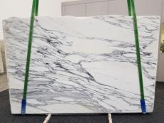 Supply polished slabs 0.79 cm in natural marble ARABESCATO CORCHIA GL 1139. Detail image pictures