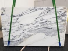 Supply polished slabs 0.8 cm in natural marble ARABESCATO CORCHIA GL 1139. Detail image pictures