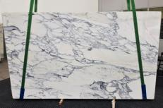Supply polished slabs 0.79 cm in natural marble ARABESCATO CORCHIA GL1129. Detail image pictures