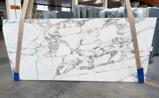 Supply polished slabs 0.8 cm in natural marble ARABESCATO VAGLI 1590M. Detail image pictures