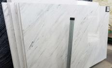 Supply polished slabs 0.8 cm in natural marble ATESIAN ZL0027. Detail image pictures
