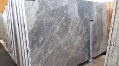 Supply polished slabs 0.8 cm in natural marble BARDIGLIO NUVOLATO U0472. Detail image pictures