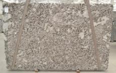 Supply polished slabs 3 cm in natural granite BIANCO ANTICO BQ02188. Detail image pictures