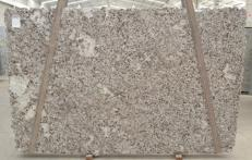 Supply polished slabs 1.2 cm in natural granite BIANCO ANTICO BQ02188. Detail image pictures