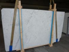 Supply polished slabs 0.8 cm in natural marble BIANCO GIOIA VENATO SC_978. Detail image pictures