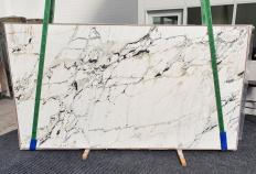 Supply polished slabs 0.8 cm in natural marble BRECCIA CAPRAIA CLASSICA 1351. Detail image pictures
