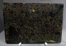 Supply polished slabs 0.7 cm in natural marble BRECCIA PORTORO 1395M. Detail image pictures