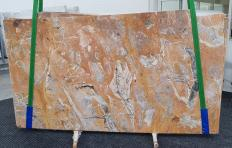 Supply polished slabs 0.8 cm in natural brech BRECCIA TOSCANA 1233. Detail image pictures