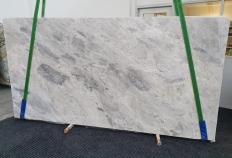 Supply polished slabs 0.8 cm in natural marble BRECCIA VERSILIA 1281. Detail image pictures
