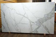 Supply polished slabs 0.7 cm in heat resistant melting glass CALA VEIN J Model-J. Detail image pictures