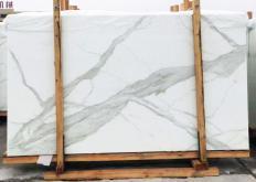 Supply polished slabs 0.7 cm in heat resistant melting glass CALA VEIN L Model-L. Detail image pictures