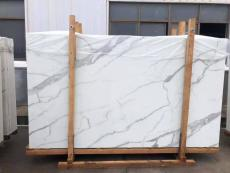 Supply polished slabs 0.7 cm in heat resistant melting glass CALA VEIN OF Model-OF. Detail image pictures