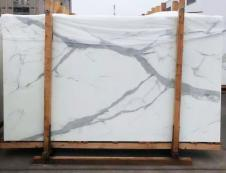 Supply polished slabs 0.7 cm in heat resistant melting glass CALA VEIN T Model-T. Detail image pictures
