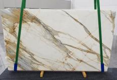 Supply polished slabs 2 cm in natural marble CALACATTA MACCHIAVECCHIA 1272. Detail image pictures
