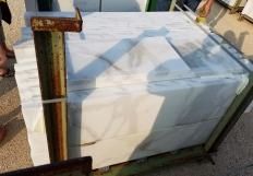 Supply rough strips 0.4 cm in natural marble CALACATTA ORO EXTRA 12X24. Detail image pictures