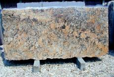 Supply polished slabs 0.8 cm in natural granite CORAL REEF CV_CORE25. Detail image pictures