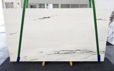 Supply polished slabs 0.8 cm in natural Dolomite Covelano Unito 1277. Detail image pictures