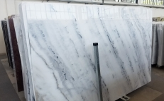 Supply polished slabs 0.8 cm in natural marble COVELANO VENATO U0438. Detail image pictures