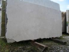 Supply polished slabs 0.8 cm in natural marble CREMA MARFIL E-CM1005. Detail image pictures