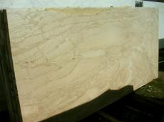 Supply polished slabs 0.8 cm in natural marble DAINO REALE SRC0398. Detail image pictures