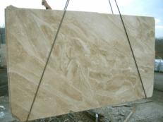 Supply polished slabs 1.2 cm in natural marble DAINO REALE MC-1446. Detail image pictures