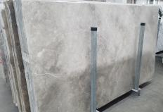 Supply polished slabs 1.2 cm in natural marble FIOR DI BOSCO CHIARO 1342M. Detail image pictures
