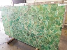 Supply polished slabs 0.8 cm in natural semi precious stone FLOURITE FLT. Detail image pictures