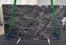 Supply polished slabs 1.2 cm in natural marble GRIGIO CARNICO 1195. Detail image pictures