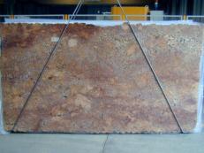 Supply polished slabs 0.8 cm in natural granite JUPARANA FLORENCE BORDEAUX CV1JPFL25. Detail image pictures