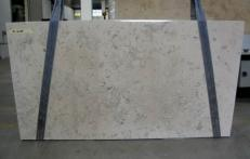 Supply honed slabs 1.2 cm in natural marble JURA GRAU C-608B. Detail image pictures