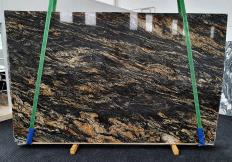 Supply polished slabs 1.2 cm in natural granite MAGMA 1391. Detail image pictures
