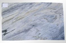Supply honed slabs 0.8 cm in natural marble MANHATTAN GREY M2020081. Detail image pictures