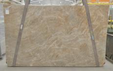 Supply polished slabs 1.2 cm in natural quartzite MOHAVE BQ01380. Detail image pictures