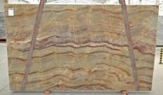Supply polished slabs 0.8 cm in natural quartzite NACARADO BQ01759. Detail image pictures